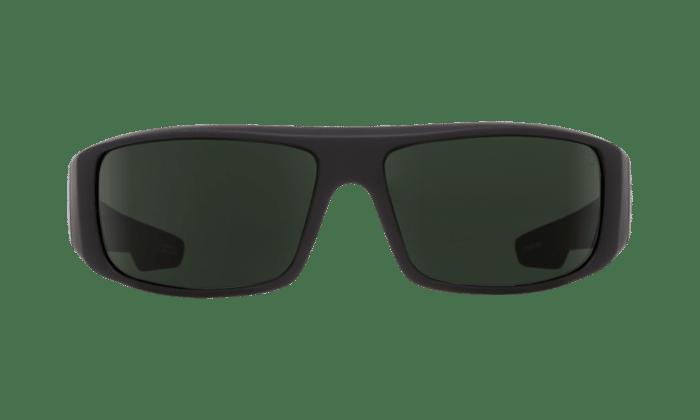 Logan Soft Matte Black - Happy Gray Green - Image 1