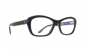 Mona 52- Black/blue Horn - Image 1