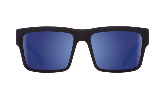 Montana Soft Matte Black/navy Tort - Happy Gray Green W/dark Blue Spectra - Image 1