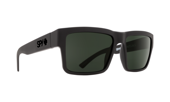 Montana Soft Matte Black - Happy Gray Green Polar - Image 1