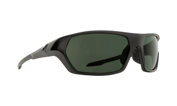 Quanta 2 Matte Black Ansi Rx - Happy Gray Green Polar - Image 1