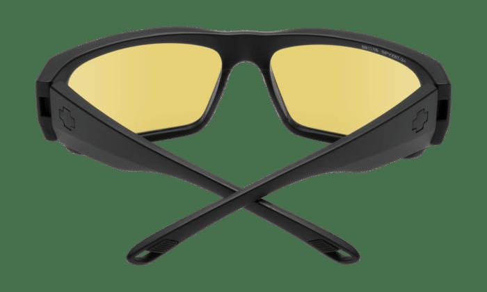 Rover Matte Black Ansi Rx - Happy Yellow - Image 1