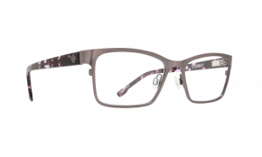 Sonny 52 - Brushed Gunmetal/purple Camo Tort - Image 1