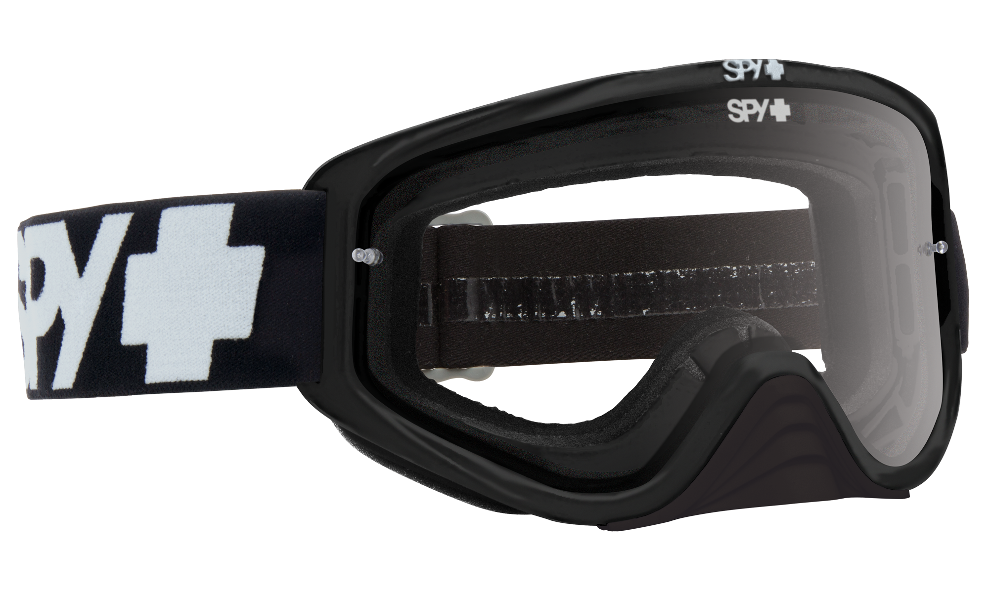 Woot Race Black Enduro - Clear Dual Lens + Clear Afp - Image 1