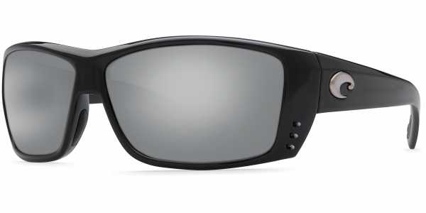 Cat Cay Sunglasses at11-cat cay-silver-mirror-lens-angle2