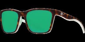 Panga Sunglasses pag255-shiny-tortoise-white-seafoam-crystal-green-mirror-lens-angle2.png