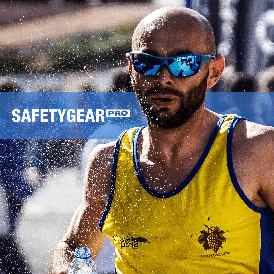 Best running sunglasses - Yellow