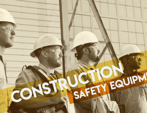 Equipment for Guaranteeing the Safety on Construction Sites