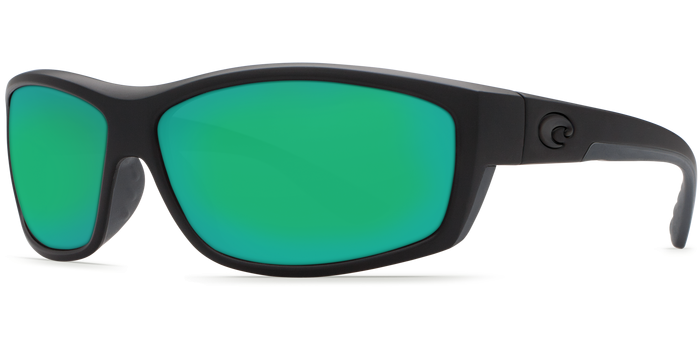 Saltbreak  Sunglasses bk01-blackout-green-mirror-lens-angle2.png