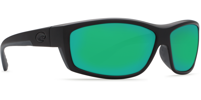 Saltbreak  Sunglasses bk01-blackout-green-mirror-lens-angle4.png
