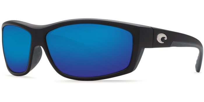 Saltbreak Sunglasses bk11-matte-black-blue-mirror-lens-angle2.png