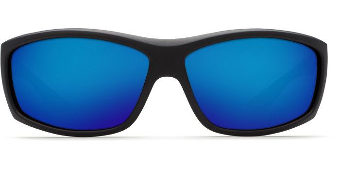 Saltbreak Sunglasses bk11-matte-black-blue-mirror-lens-angle3.png