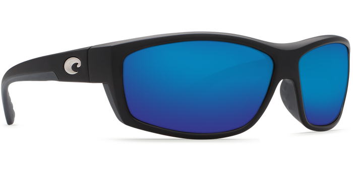 Saltbreak Sunglasses bk11-matte-black-blue-mirror-lens-angle4.png