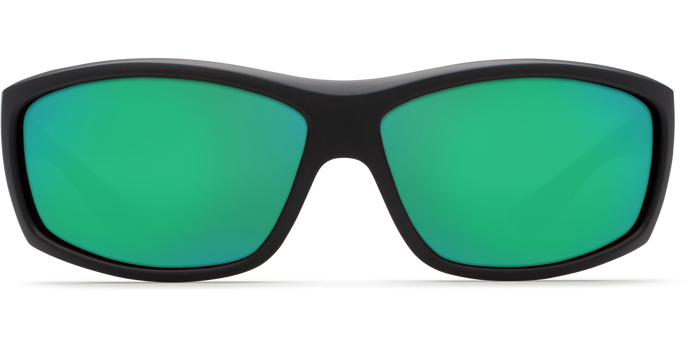 Saltbreak Sunglasses bk11-matte-black-green-mirror-lens-angle3.png