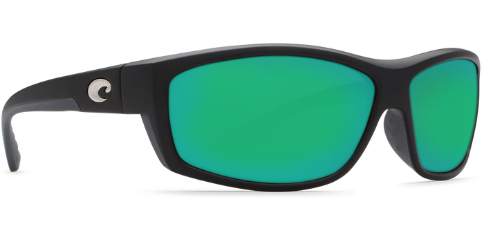 Saltbreak Sunglasses bk11-matte-black-green-mirror-lens-angle4.png