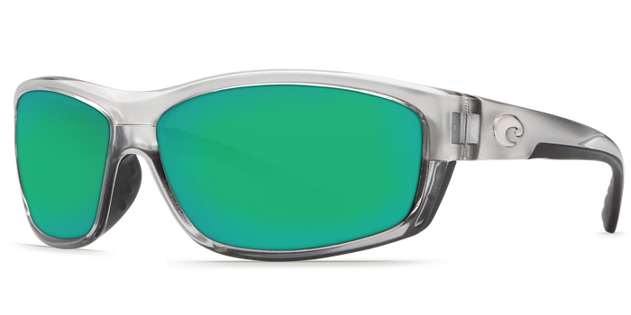 Saltbreak Sunglasses bk18-silver-green-mirror-lens-angle2.png