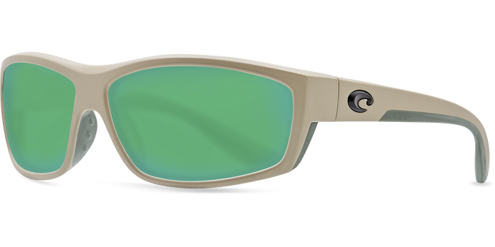 Saltbreak Sunglasses bk248-sand-green-mirror-lens-angle2.png