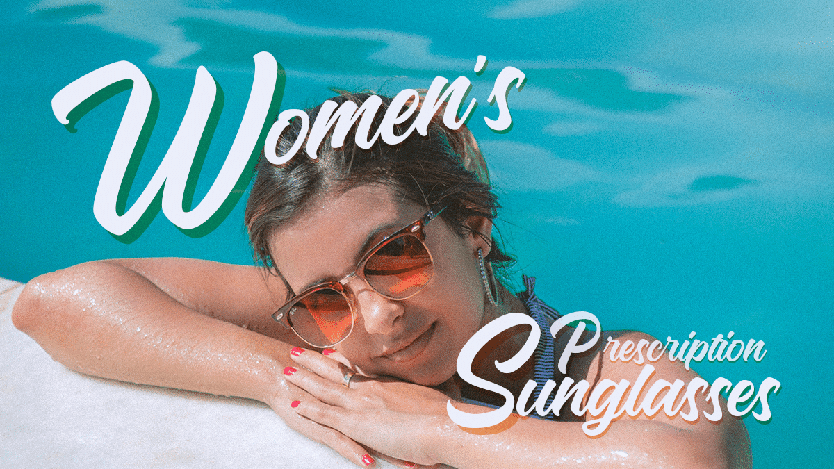 women by the pool wearing sunglasses