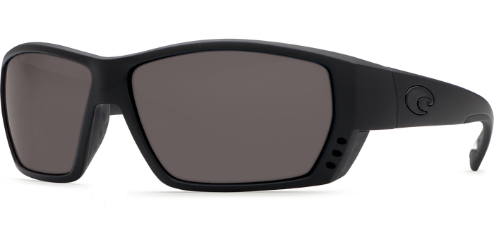 Tuna Alley Sunglasses ta01-blackout-gray-lens-angle2.png
