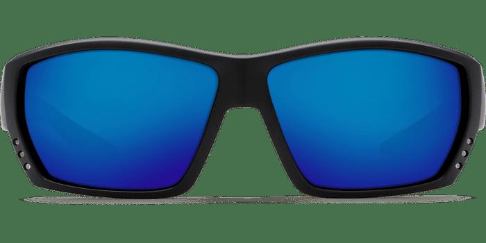 Tuna Alley Sunglasses ta11-matte-black-blue-mirror-lens-angle3.png