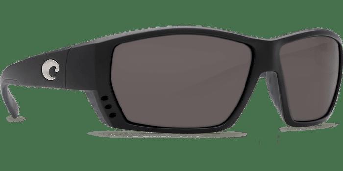 Tuna Alley Sunglasses ta11-matte-black-gray-lens-angle4.png