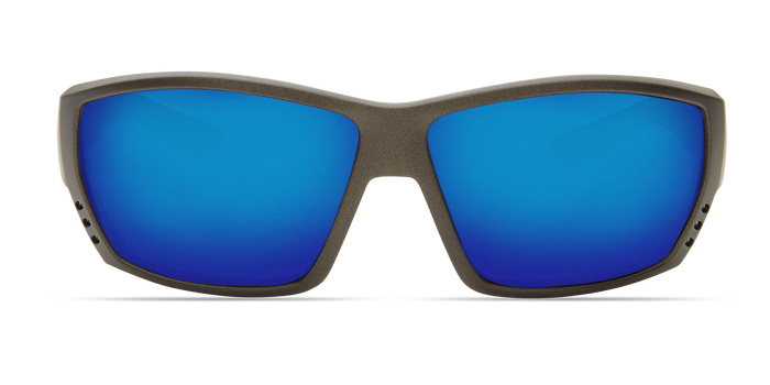 Tuna Alley Sunglasses ta188-matte-steel-gray-metallic-blue-mirror-lens-angle3.png
