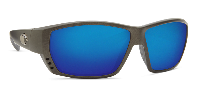 Tuna Alley Sunglasses ta188-matte-steel-gray-metallic-blue-mirror-lens-angle4.png