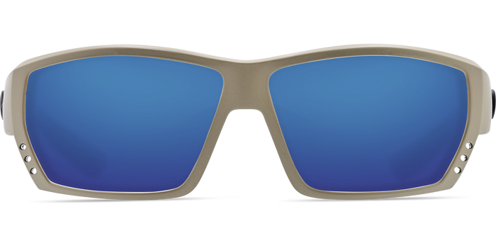 Tuna Alley Sunglasses ta248-sand-blue-mirror-lens-angle3 (1).png