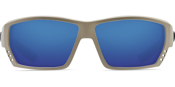Tuna Alley Sunglasses ta248-sand-blue-mirror-lens-angle3.png