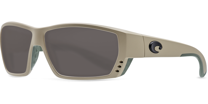 Tuna Alley Sunglasses ta248-sand-gray-lens-angle2.png