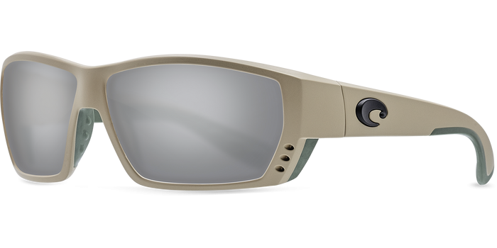 Tuna Alley Sunglasses ta248-sand-gray-silver-mirror-lens-angle2.png