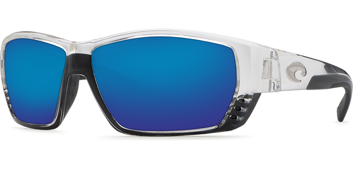 Tuna Alley Sunglasses ta39-shiny-crystal-blue-mirror-lens-angle2 (1).png