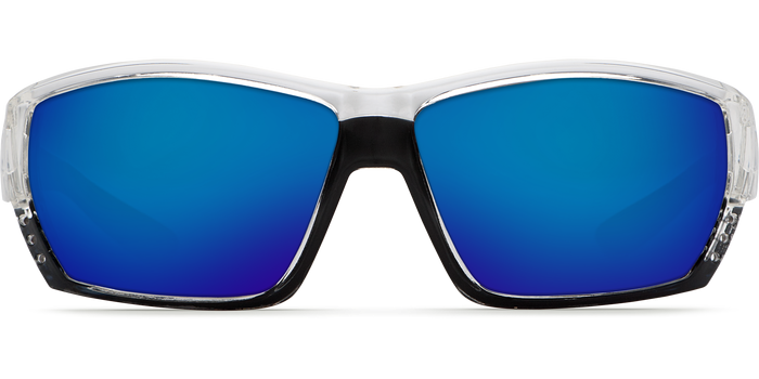 Tuna Alley Sunglasses ta39-shiny-crystal-blue-mirror-lens-angle3.png