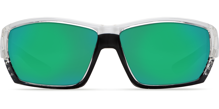Tuna Alley Sunglasses ta39-shiny-crystal-green-mirror-lens-angle3.png