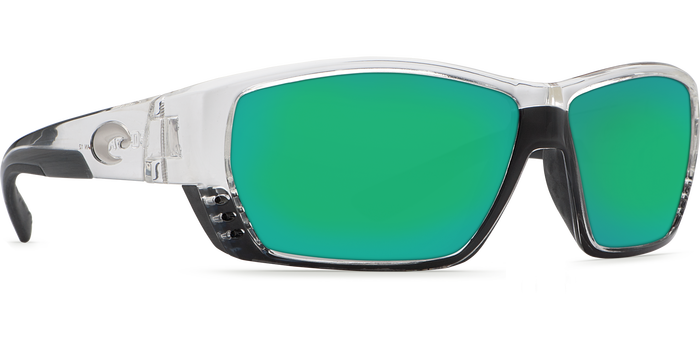 Tuna Alley Sunglasses ta39-shiny-crystal-green-mirror-lens-angle4.png