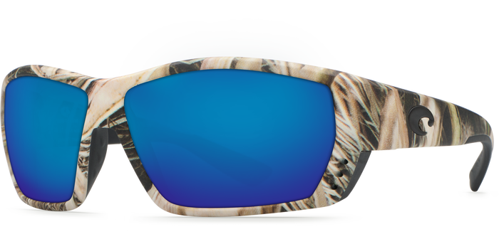 Tuna Alley Sunglasses ta65-mossy-oak-shadow-grass-blades-camo-blue-mirror-lens-angle2.png