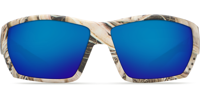 Tuna Alley Sunglasses ta65-mossy-oak-shadow-grass-blades-camo-blue-mirror-lens-angle3.png