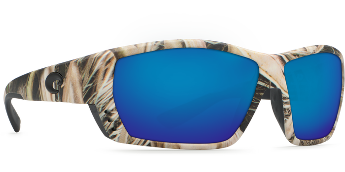 Tuna Alley Sunglasses ta65-mossy-oak-shadow-grass-blades-camo-blue-mirror-lens-angle4.png