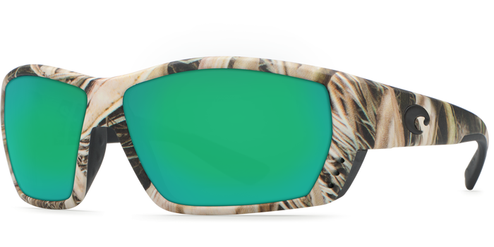 Tuna Alley Sunglasses ta65-mossy-oak-shadow-grass-blades-camo-green-mirror-lens-angle2.png