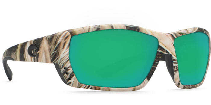 Tuna Alley Sunglasses ta65-mossy-oak-shadow-grass-blades-camo-green-mirror-lens-angle4.png