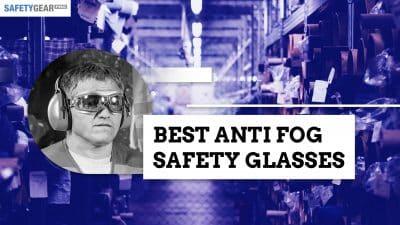 Anti Fog Glasses Header