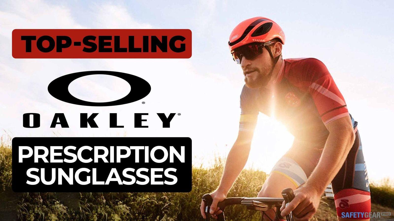 Oakley Prescription Sunglasses Header