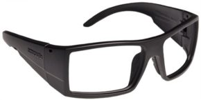 ArmourX Safety Glasses ArmourX 6009- Black