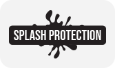 Splash Protection