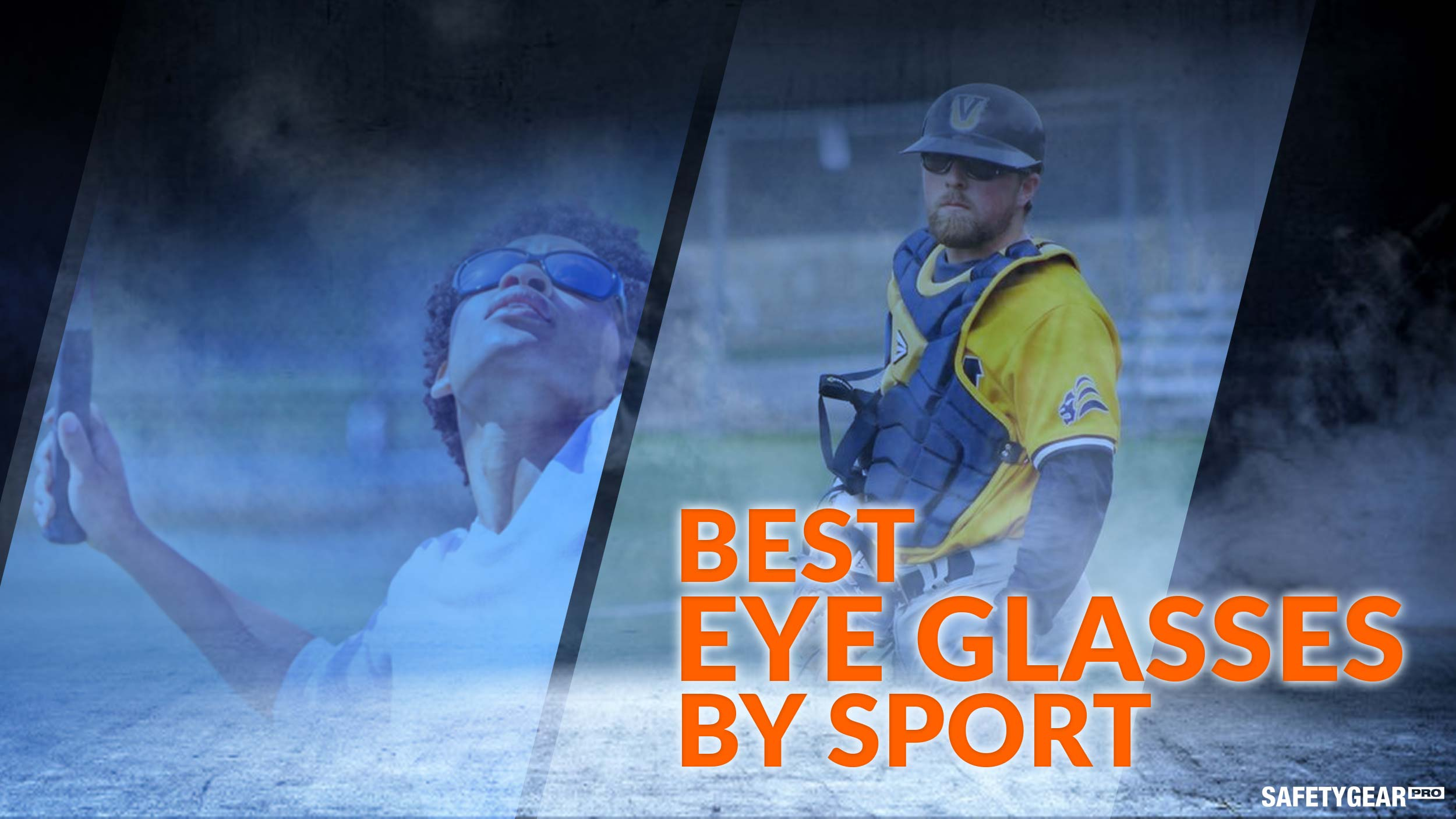 Best Eyeglasses By Sport Banner
