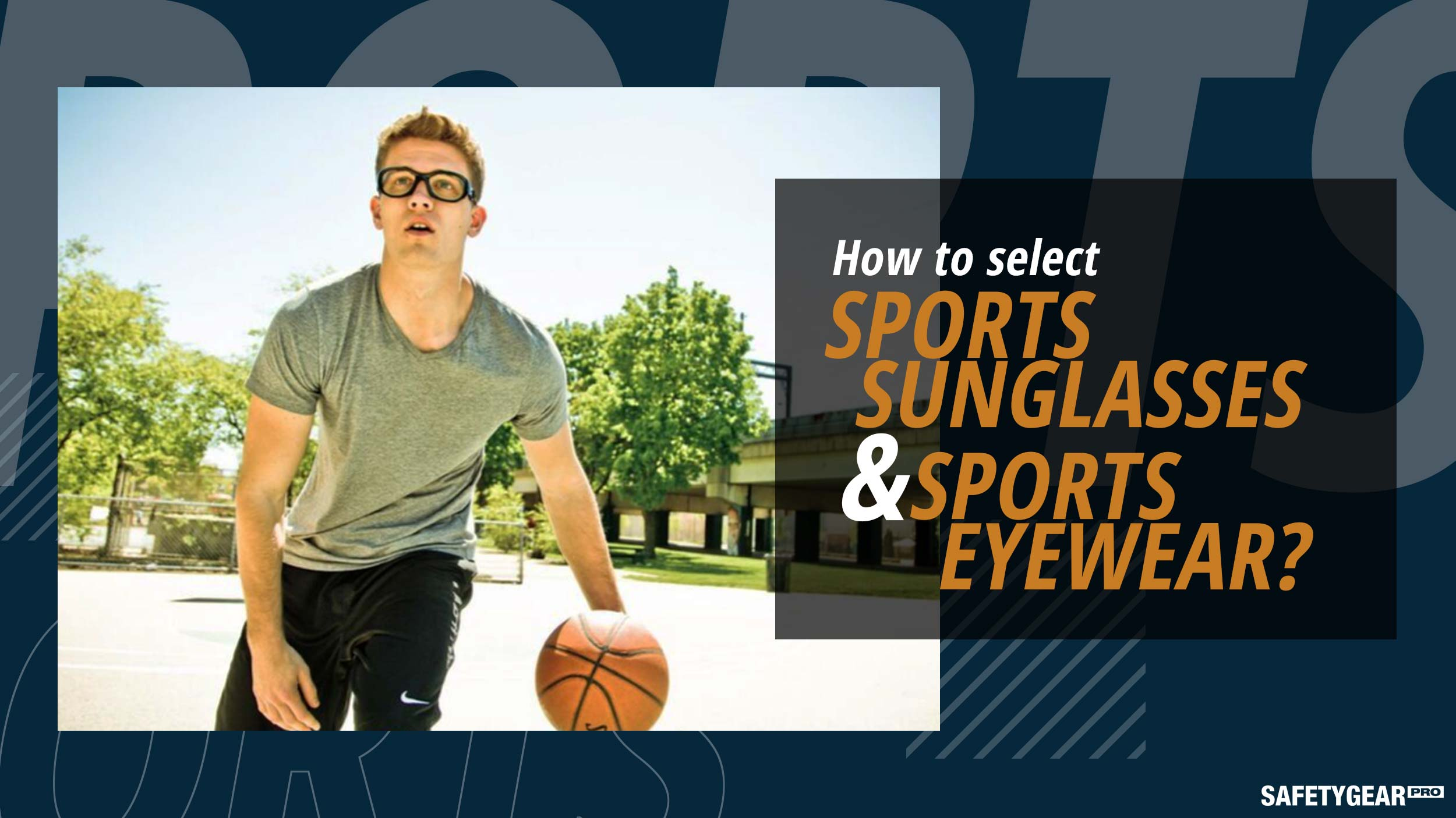 man playing basketball with sunglasses