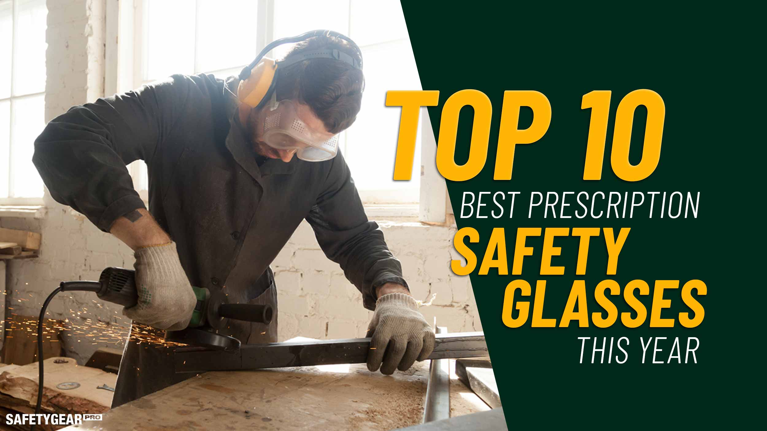 Top 10 best prescription safety glasses