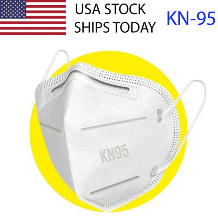 KN-95 Mask USA Inventory