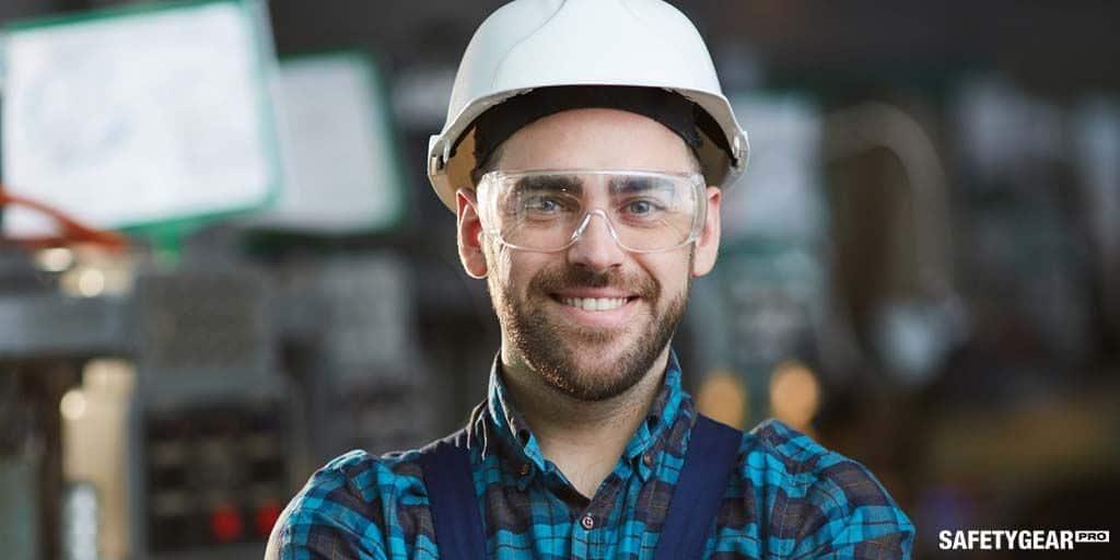 ANSI safety glasses