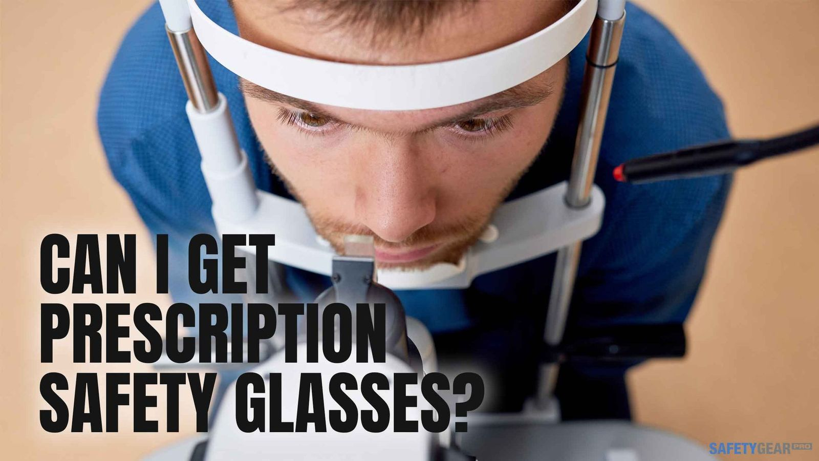 Prescription Safety Glasses Online Header